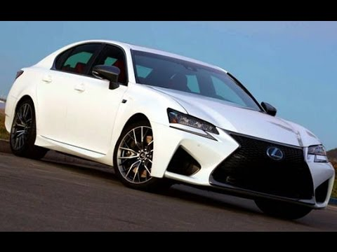 2017 Lexus Gs 350 F Sport Test Drive Top Sd Interior And Exterior Car Review