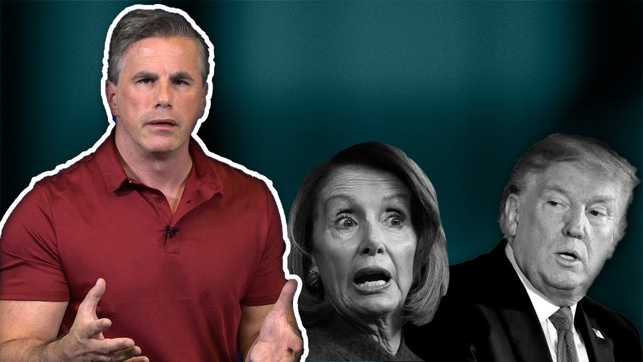 Judicial Watch - Tom Fitton: Nancy Pelosi is Creating a FAKE Crisis Over President Trump's Tax