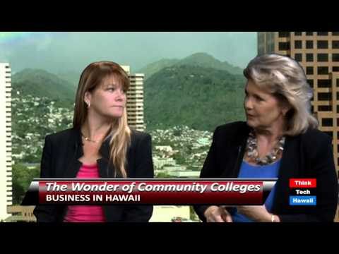 The Wonder of Community Colleges - Erika Lynn Lacro and KC Collins
