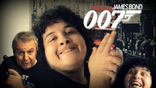 Ο ΕΛΛΗΝΑΣ JAMES BOND ! | Manos