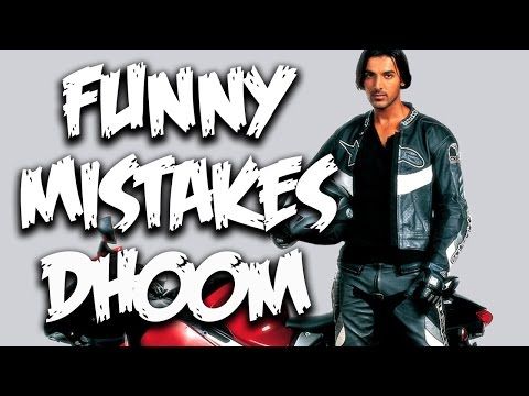 Everything Wrong With Dhoom Movie | Funny...
