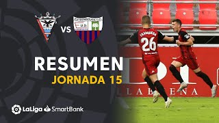 Resumen de CD Mirandés vs Extremadura UD (2-0)