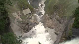 Reichenbachfalle (Reichenbach Falls - Switzerland / der Schweiz)