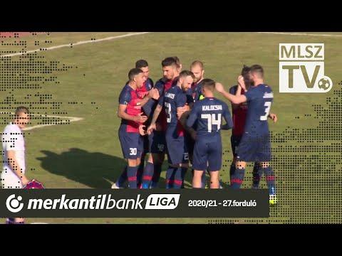Nyíregyháza Spartacus FC - Békéscsaba 1912 Előre | 4-1 (2-0)|Merkantil Bank Liga NB II. |27. forduló thumbnail