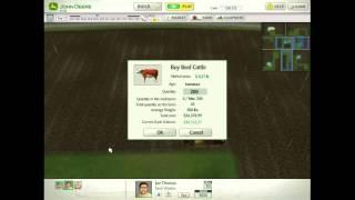 John Deere American Farmer Farming Simulator Episode 11
