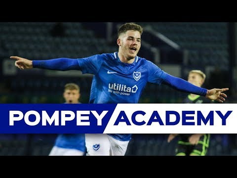 FA YOUTH CUP: Pompey U18s 5-2 Bristol Rovers U18s