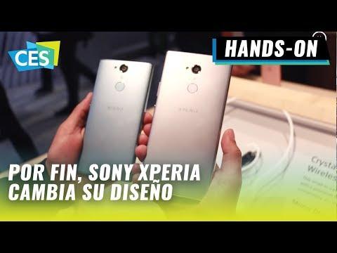 Sony Xperia XA2 y Xperia XA2 Ultra, hands-on en español #CES2018