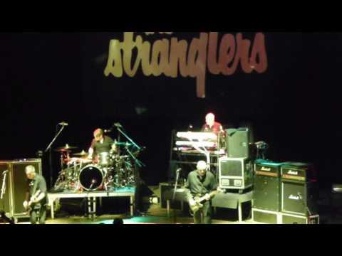 The Stranglers - I've been Wild/5 minutes - Tel Aviv, Charles Bronfman Auditorium - 17 Nov 2016
