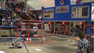 Team CAUTION 1492 - quarter-final match 1 - AZ 2013