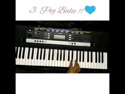 """3 Peg Sharry Mann"" Piano Cover 