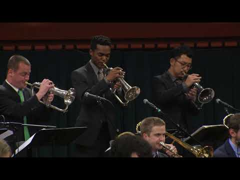 UNT One O'Clock Lab Band: James Robert Jr - Eulogy (2003)