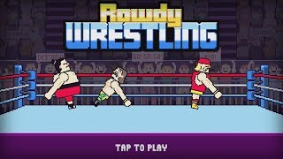 Rowdy Wrestling - Colin Lane Games AB Walkthrough