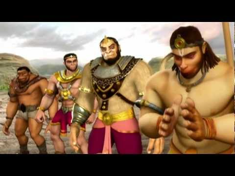 Lord Rama's Power (Hindi)