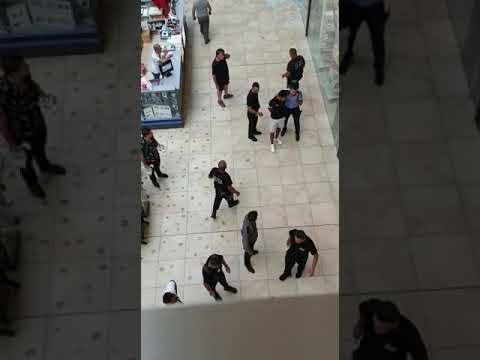 Scandal In Mall-ul AFI Ploiesti