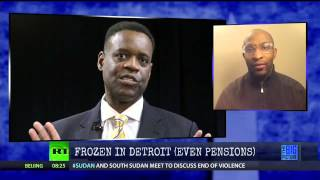 Deep Freeze for Detroit Worker Pensions...