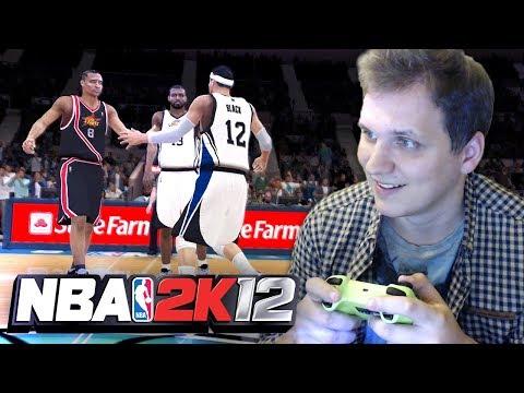 ОЧЕНЬ ПРИЯТНАЯ НОСТАЛЬГИЯ! ● NBA 2K12 My Player