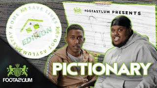 CHUNKZ AND FILLY PLAY LOCKDOWN PICTIONARY!
