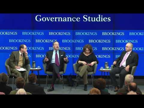 David Frum at Brookings: Threats to democracy in the Trump era