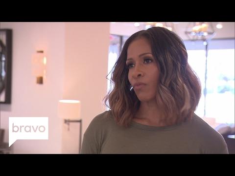 RHOA: Marlo Fell Out with Kenya Moore? (Season 9, Episode 10) | Bravo