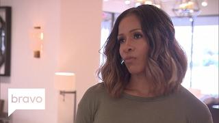 RHOA: Marlo Fell Out with Kenya Moore? (Season 9, Episode 10)   Bravo