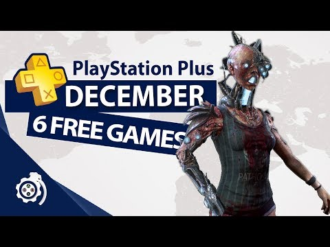 PlayStation Plus (PS+) December 2018