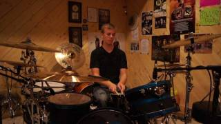 Daughtry Crawling Back To You Drum Cover Brooks Break The Spell Cover Contest