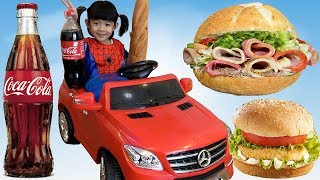 be tap nau an  anan lam mon banh mi trung  anan toysreview tv