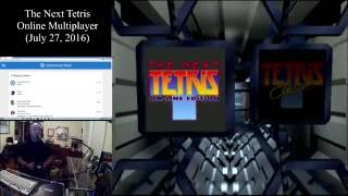 The Next Tetris (July 27, 2016) Sega Dreamcast Online Multiplayer
