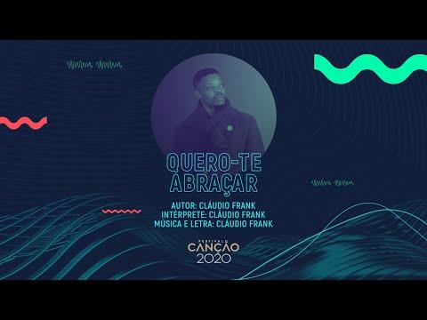 Cláudio Frank - Quero-te Abraçar (Lyric Video) | Festival da Canção 2020
