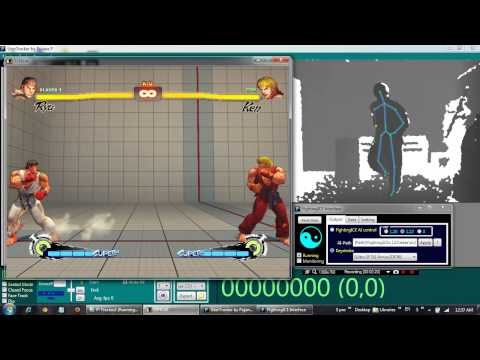 Capcom Ultra Street Fighter Iv With Kinect Ryu S Move