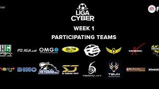 LIGA CYBER MATCH DAY 1 : TBUN VS REYSMAS.NET GAME 2