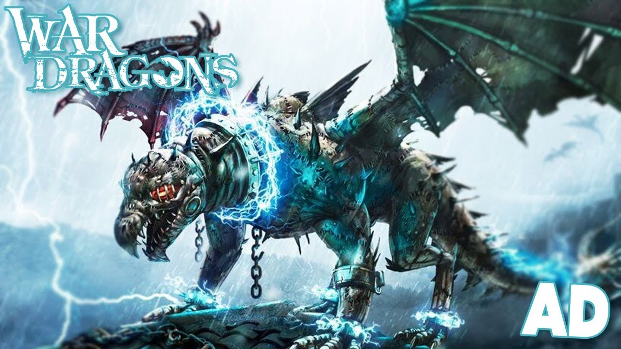 BEST DRAGON! – War Dragons Gameplay