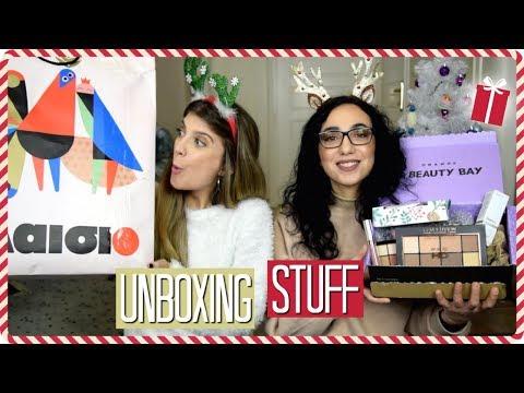 UNBOXING - Πλαίσιο, καλλυντικά & GIVEAWAY   katerinaop22