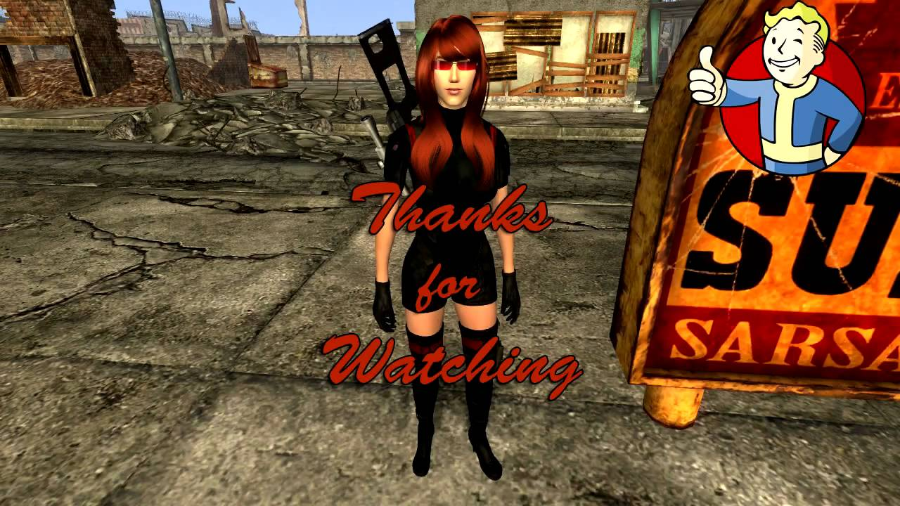 Fallout 3 Sexus with regard to alternate rose of sharon cassidy (fallout new vegas pc mod) - youtube