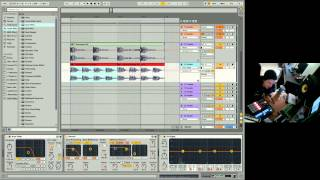 Ableton Live 9 Beginner Tutorial 08 - Basic Automation & The Autofilter