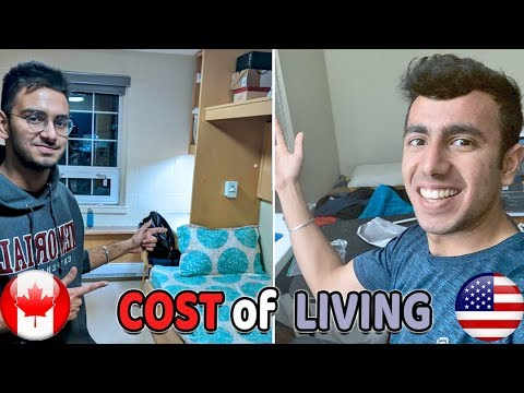 Cost Of Living US Vs Canada | REDUCE IT