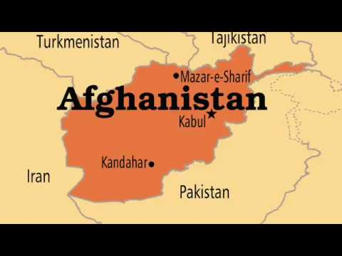 #ACooler2018 - 206 Meals from 206 Countries Episode 1- Afghanistan