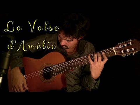 29. La Valse d'Amélie (Yann Tiersen) - Classical Guitar by Luciano Renan