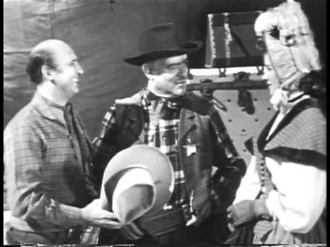Cowboy GMen SPRING THE TRAP