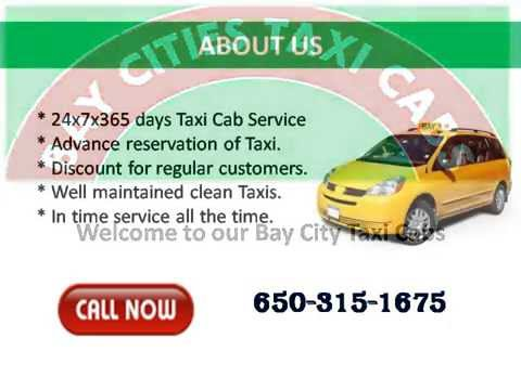 Best Yellow Taxi Cab in Menlo Park