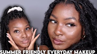 MY DETAILED EVERYDAY MAKEUP ROUTINE FOR ACNE PRONE & TEXTURED SKIN   BEGINNER FRIENDLY   KENSTHETIC screenshot 5