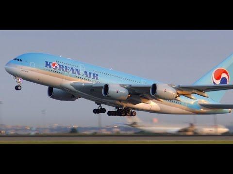 15+ Minutes Plane Spotting - Paris Charles de Gaulle Airport [CDG/LFPG]