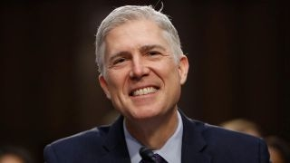 Gorsuch finds himself in the middle of a Senate showdown