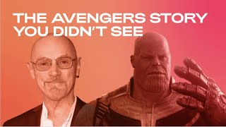 THANOS Has A Whole Storyline That Was Cut From INFINITY WAR | Inverse