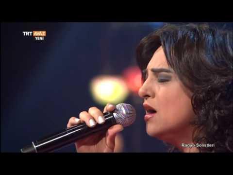 Fırat Kenarında Yüzen Kayıklar - Dilek Karadağ - Radyo Solistleri - TRT Avaz