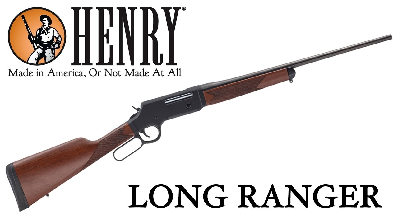 Henry Arms Long Ranger Lever Action Rifle in  243 Win Review