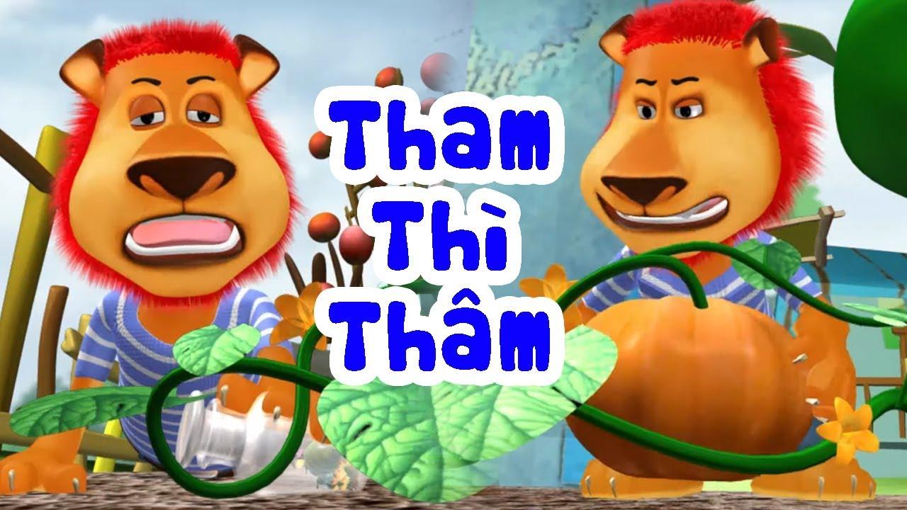Tham Thì Thâm – Phim Hay 2019 | Hoạt Hình 3D Hay Nhất | Phim Hoạt Hình Hay Nhất 2019