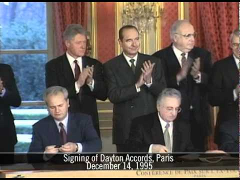 The Dayton Accords: America at a Crossroads