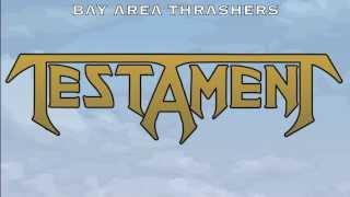 TESTAMENT - Soundwave Festival Australia 2014