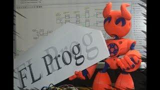 Fl Prog.Часть 1 -  Часы на ардуино.